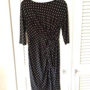 Ralph Lauren Polkadot Dress